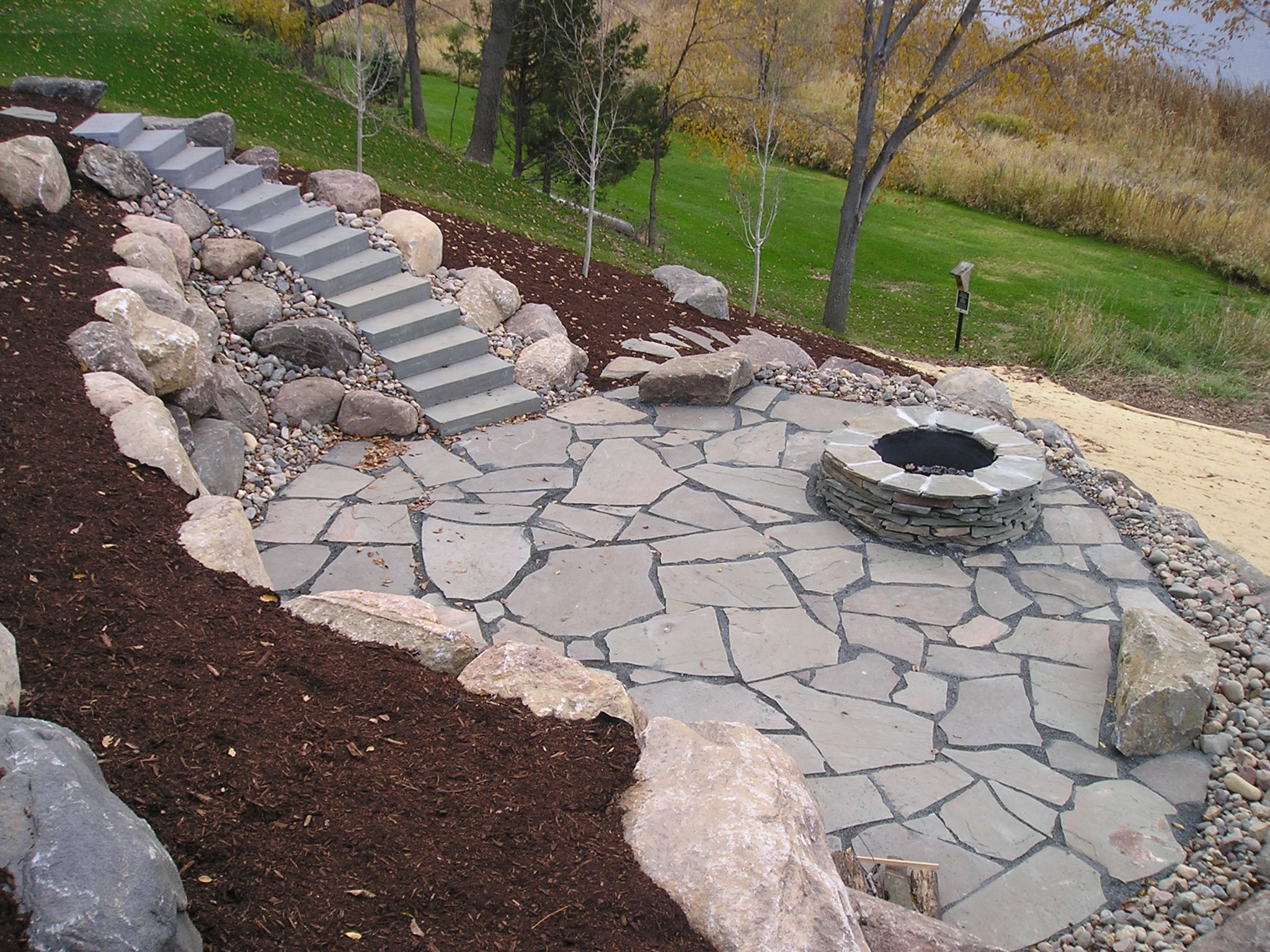 patio landscape design - lightandwiregallery.com. pictures of ...